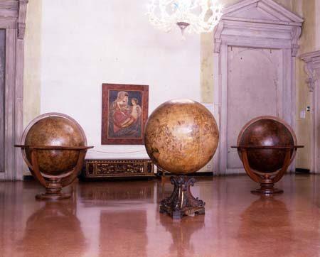 La storia dei globi al Museo Correr di Venezia