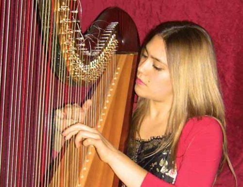 """""""L'arpa, strumento per sperimentare"""". Intervista esclusiva con Irene Betti"""