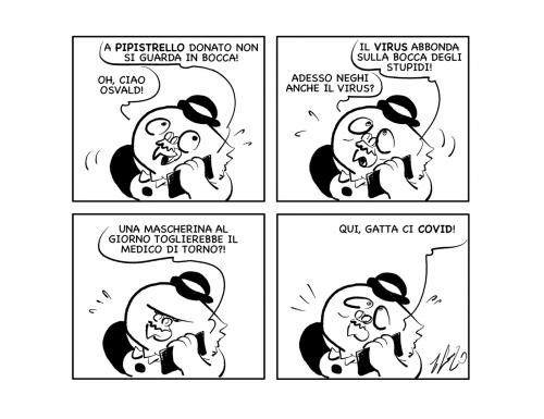 "La vignetta: ""Mi diceva mio nonno…"""