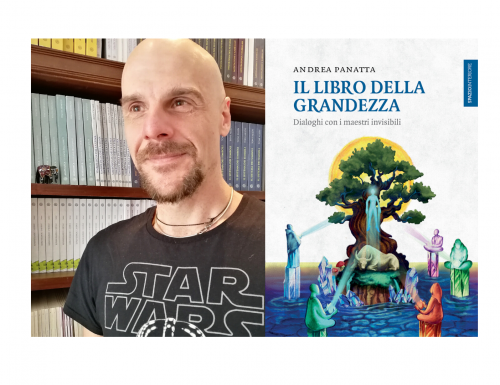 """""""Il Libro Della Grandezza"""" di Andrea Panatta"""