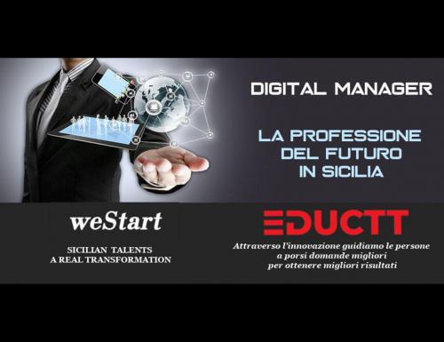 Le imprese siciliane hanno bisogno dell'innovazione digitale, entrano in campo i digital manager