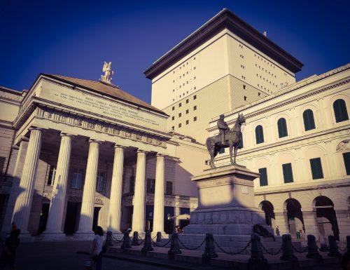 """Al Porto Antico di Genova """"Viaggio in Europa"""" attraverso la musica dei suoi più grandi compositori"""