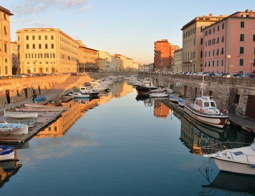 A Livorno c'è un posto che ricorda Venezia
