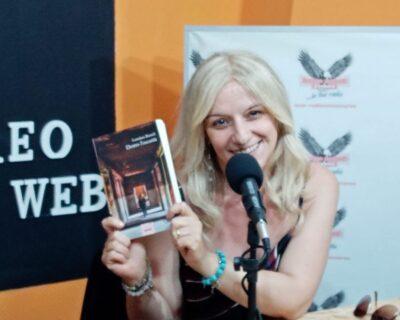 """""""Dentro l'oscurità"""", all'inferno e ritorno: il libro di Loredana Berardi"""