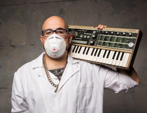 """Rap, trap e psichiatria: Dr. Wesh ci presenta i """"Pazienti"""" del suo debut album"""