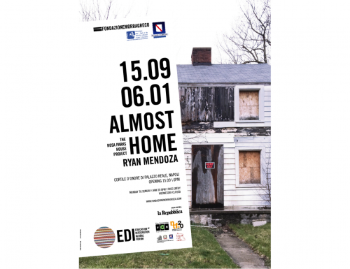 "A Napoli la la mostra ""Almost Home – The Rosa Parks House Project"" di Ryan Mendoza"