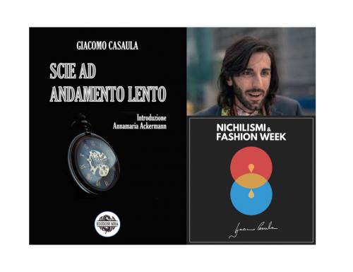 """""""Scie ad andamento lento"""", a Capodimonte la presentazione del romanzo di Giacomo Casaula"""