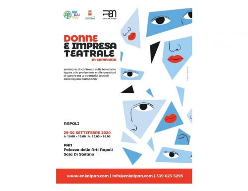 """Donne e impresa teatrale in Campania"""
