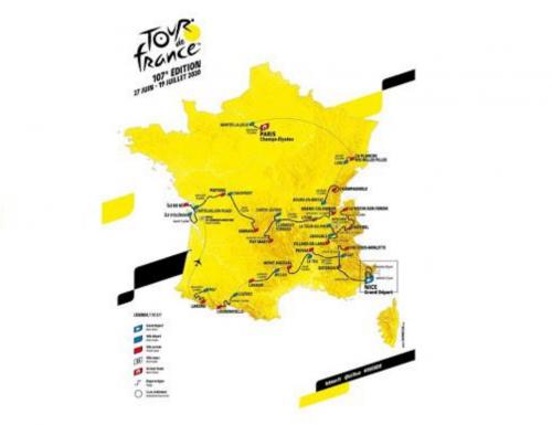 Tour de France, ciclisti colombiani: il vantaggio di nascere in altura