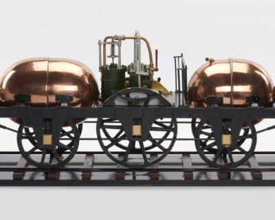 "Al Science Museum di Londra la mostra ""Brass, Steel and Fire"""