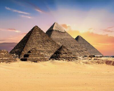 Ristorante vista Piramidi? Yes, we can! L'apertura è prevista per il 2021 a Giza