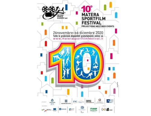 """Matera Sport Film Festival 2020: """"Sport sociale, un capitale: idee per una strategia di sostenibilità"""""""