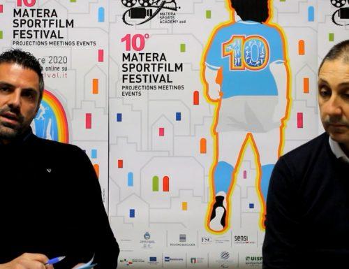 Conclusa la 10^ edizione del Matera Sport Film Festival, tutti i vincitori
