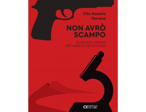 """""""Non avrò scampo"""", l'ultimo romanzo di Vito Ferrone"""