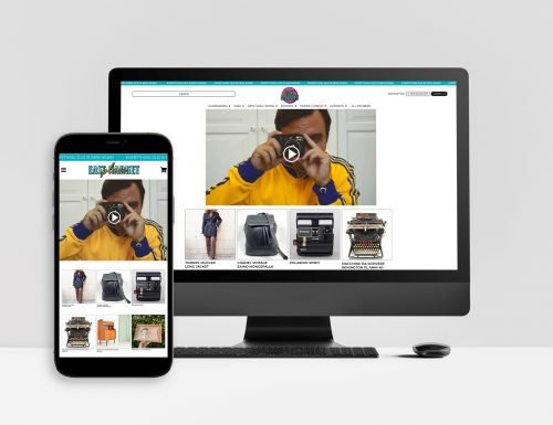 "Il vintage di East Market debutta online, con ""Eastmarketplace.com"" la sfida diventa globale"