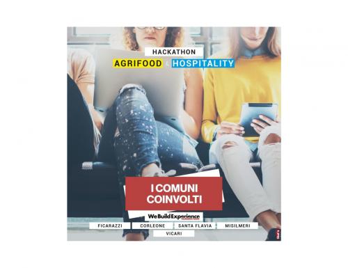 Agrifood e Hospitality, We Build Experience: WeStart coinvolge 5 comuni e 15 imprese della Sicilia