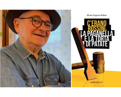 """Mosby Eugenio Bollani, """"C'erano Rossini, la Paganella e la Torta di Patate"""""""