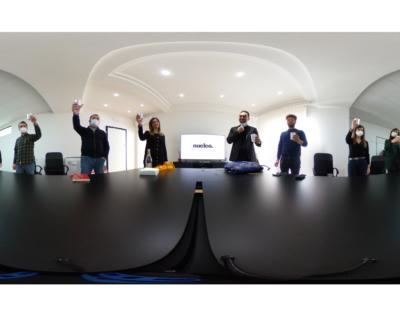 """Napoli, nasce """"Nucleo Studio"""": comunicazione ed eventi ad impatto zero"""