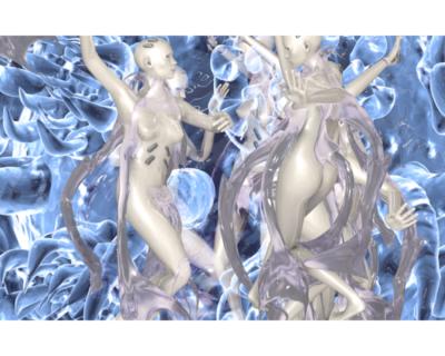"""Intelligenza artificiale e arte contemporanea, """"Re:Humanism – Re:define the Boundaries"""""""