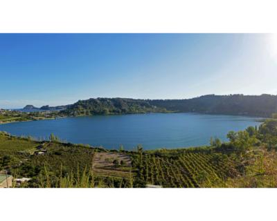"""""""Operazione Avernum"""", scansione e monitoraggio ambientale dei fondali del lago d'Averno"""