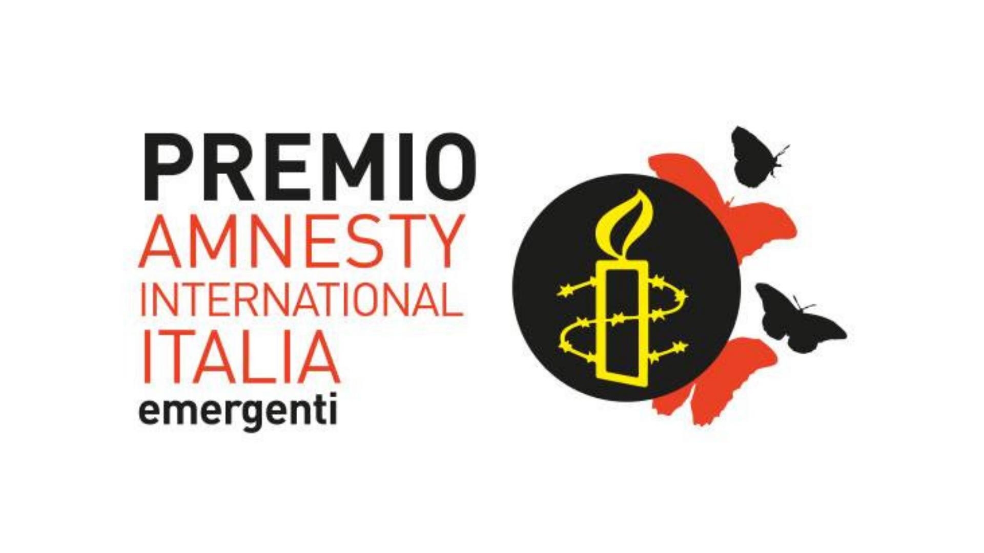 Premio Amnesty International Italia sezione Emergenti 2021