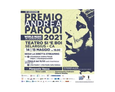 Premio Andrea Parodi, oggi e domani in streaming le finali della 13esima edizione