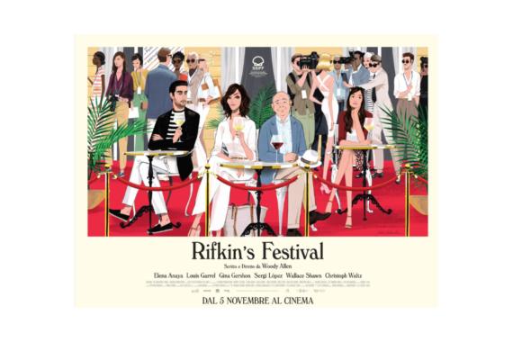 Rifkin'sFestival, una lettera d'amore al Cinema da parte di Woody Allen