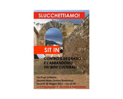 """""""South Workers on the road"""". Oggi a Partinico il sit-in """"Slucchettiamo!"""""""