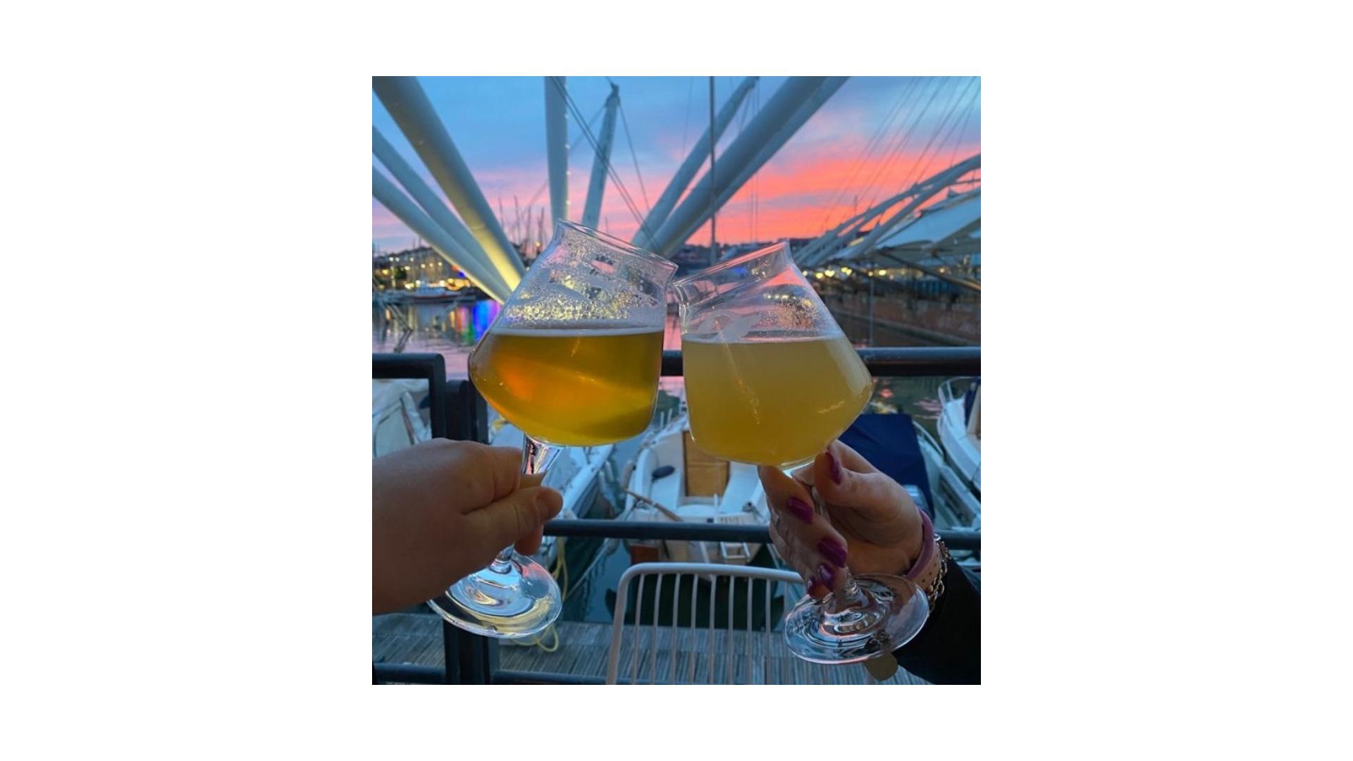 Genova Birre e Panetti Eataly