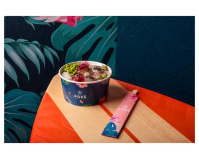 """""""Just Pokè"""", il franchising napoletano di cucina hawaiana"""