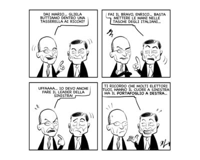 """La vignetta: """"Coerenze…"""""""