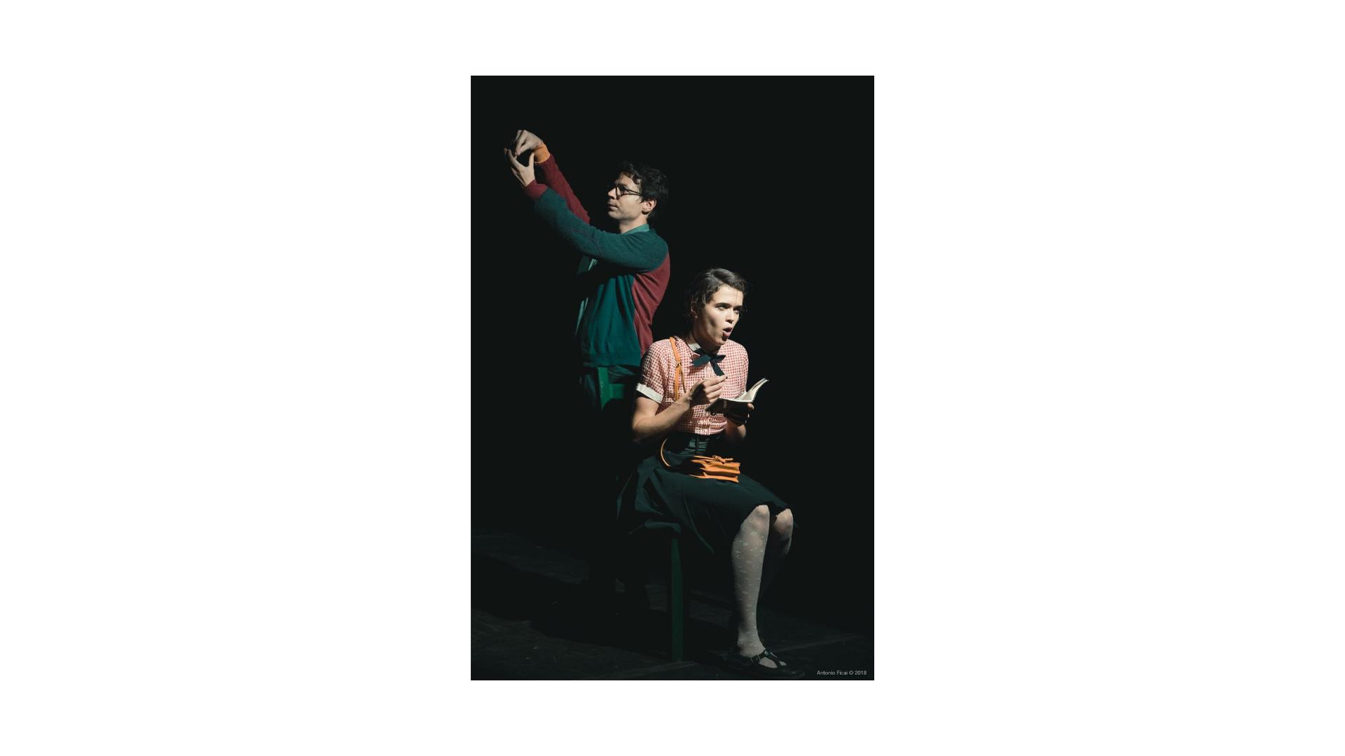 """Al Teatro Tor Bella Monaca, """"BOLLE DI SAPONE"""""""
