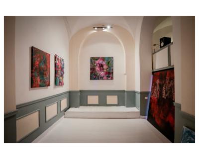 """B-Art Gallery, """"Natura e Psiche"""""""