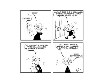 """La vignetta: """"Ancora letterine…"""""""