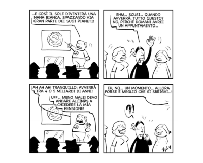 """La vignetta: """"In questo caso…"""""""
