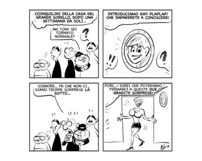 "La vignetta: ""Introduciamo…"""