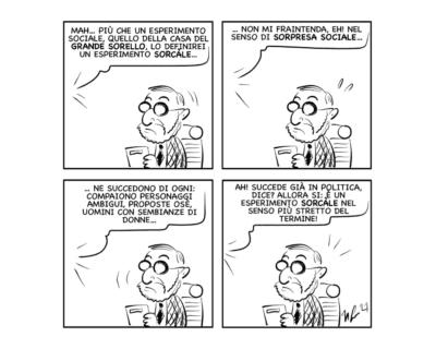 """La vignetta del giorno: """"Significati"""""""