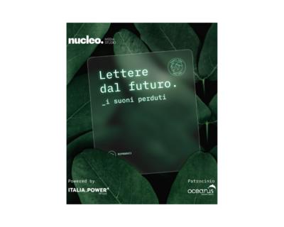 Lettere dal futuro – i suoni perduti: il podcast sulla promozione del green life style
