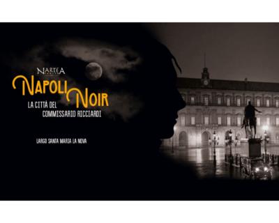 """NarteA, """"Napoli noir. La città del Commissario Ricciardi"""""""