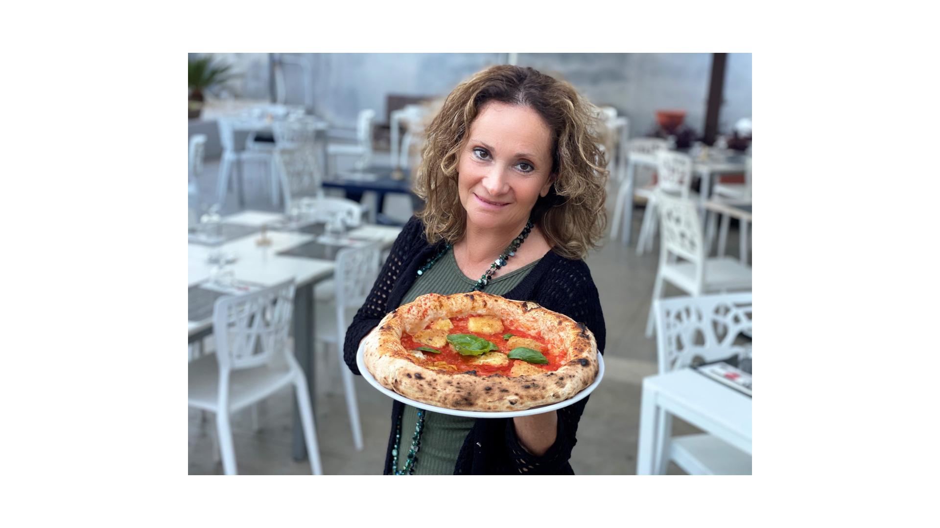Officina della Pizza, Angela Merolla