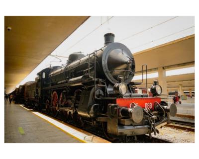 Viaggio inaugurale per il treno a vapore sulle tracce di Dante
