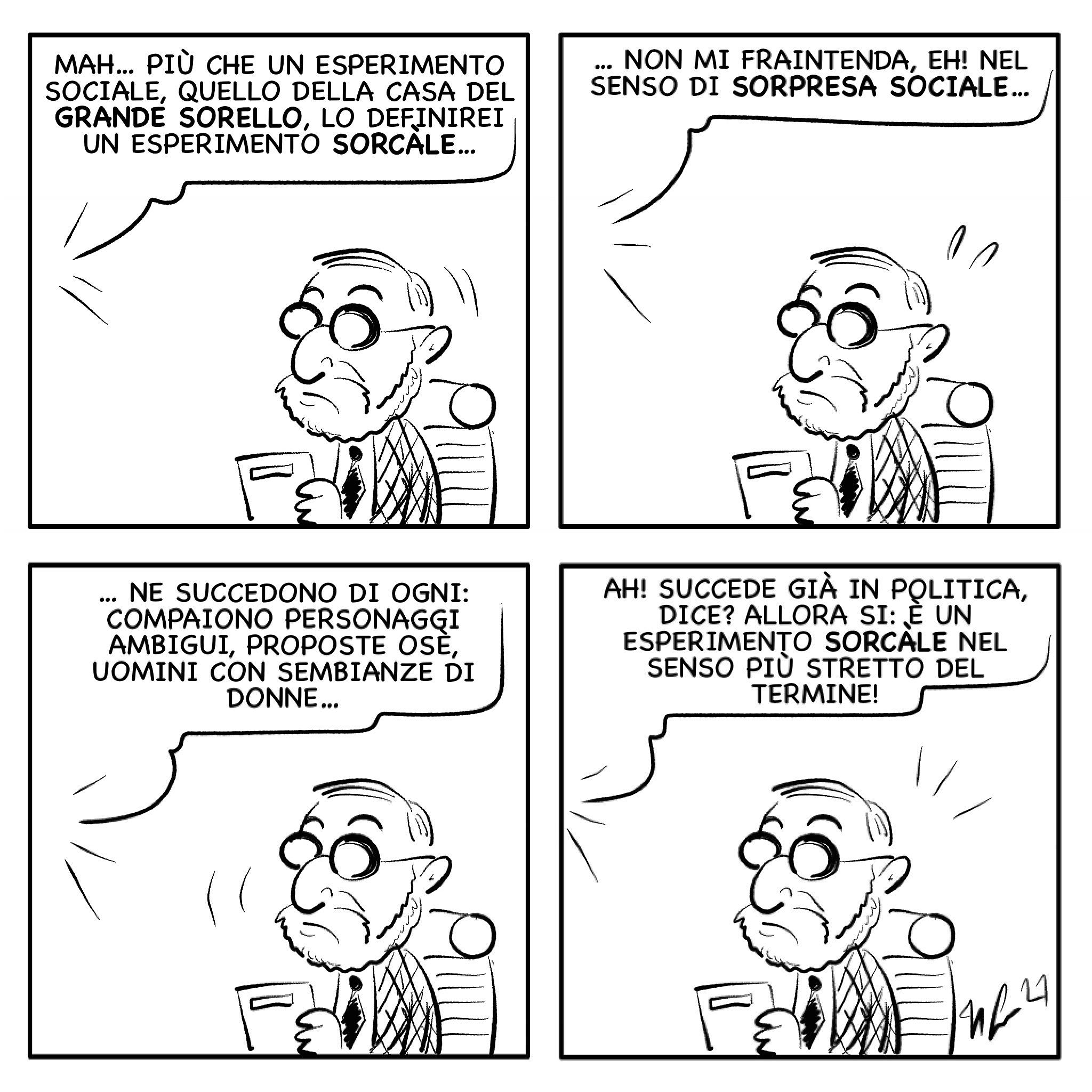 """La vignetta del giorno, 29 giugno 2021: """"Significati"""""""