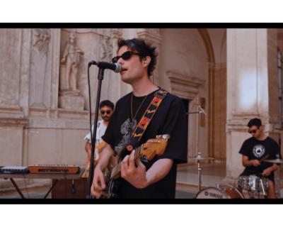 """Bartolini, la live session di """"Controvento"""""""