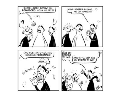"""La vignetta del giorno: """"Ocio…"""""""