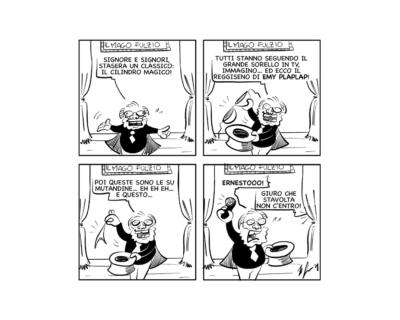 """La vignetta del giorno: """"Illusioni o… realtà?"""""""