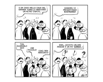 """La vignetta del giorno: """"Signore e signori"""""""