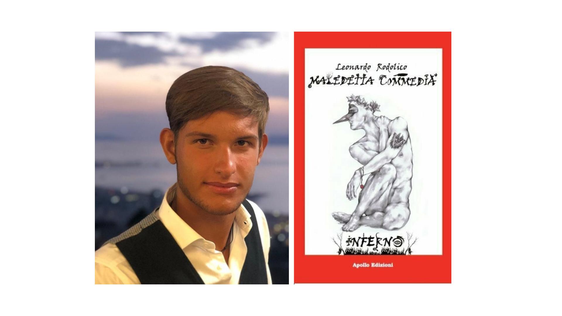 """Leonardo Rodolico, """"Maledetta Commedia - Inferno"""""""