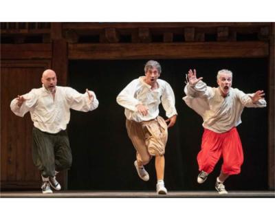 """Tor Bella Monaca Teatro Festival, """"LE OPERE COMPLETE DI SHAKESPEARE IN 90'"""""""