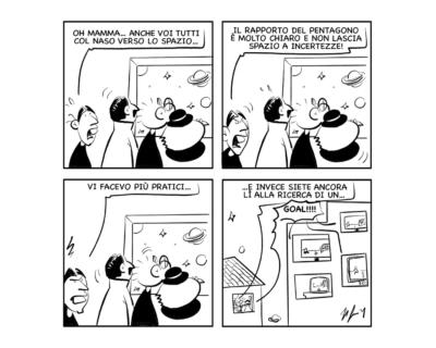 """La vignetta del giorno: """"E finalmente"""""""