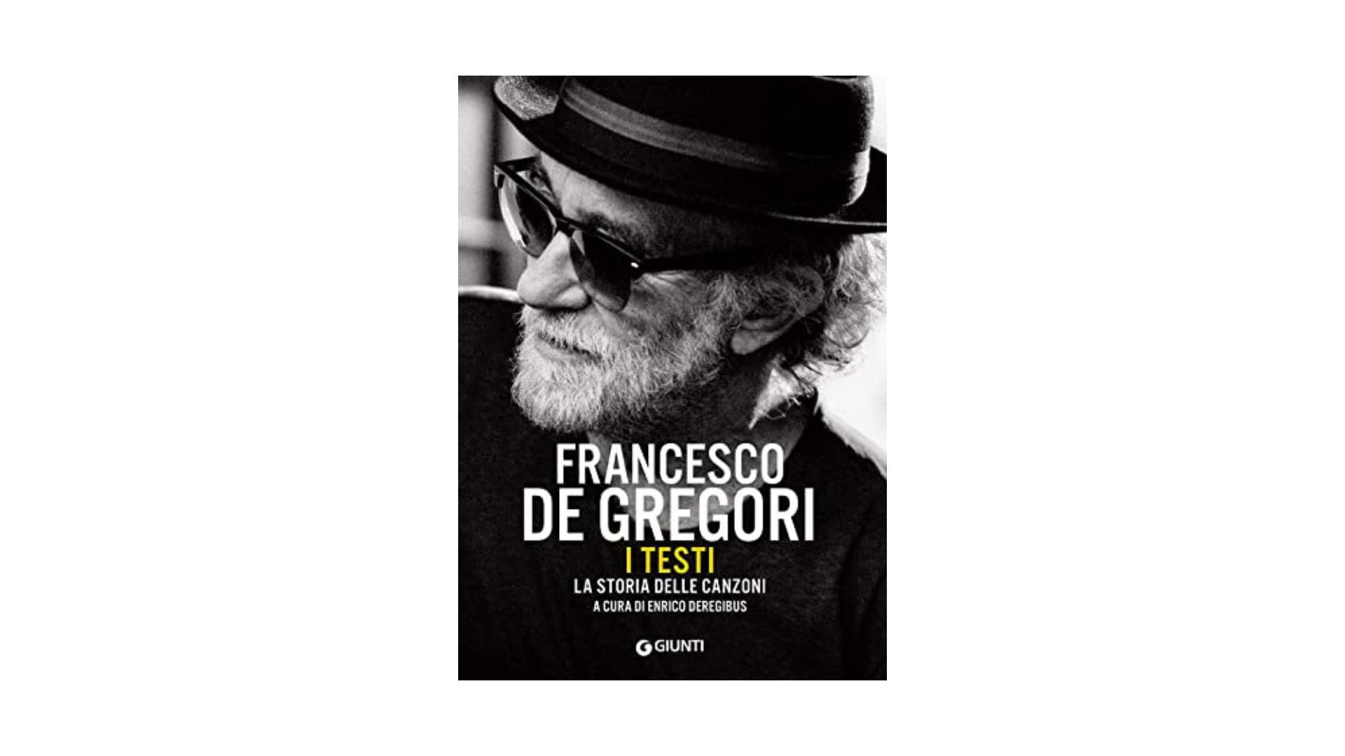 Enrico Deregibus Premio Enriquez libro Francesco De Gregori